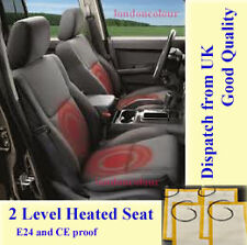Pair Of Carbon Fibre Element Heated Seat Retrofit Kit for Two Seats Two Level
