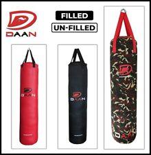 Daan Mma Heavy Duty Punching Training Kick Bag Judo Muay Martial Arts Sandbag