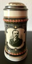 Adolphus Busch Stein Anheuser Busch First in a Series Founders Limited Edition