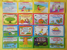 Little Leveled Readers 16 Preschool Kindergarten First Grade Childrens Books NEW