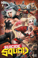 SUICIDE SQUAD #1 (NATHAN SZERDY EXCLUSIVE VARIANT) ~ DC Comics
