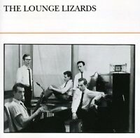 The Lounge Lizards - Loung Lizards [New CD]