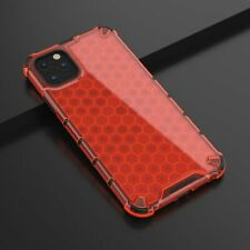 For iPhone 11 Pro Max Soft Defender Hybrid Armor Bumper TPU Back Case Cover Skin