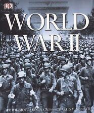 2004 World War II Illustrated Acount of The Most Destructive War Ever Book NEW