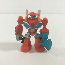"Transformers Rescue Bots Firefighter Figure 3.5"""
