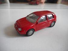 Siku VW Volkswagen Golf in Red