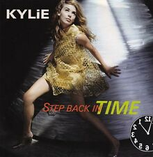 """KYLIE MINOGUE & JASON -  Step Back In Time (ps) 7""""  45"""