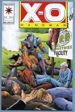 X-O Manowar #17 (Jun 1993, Valiant) Jorge Gonzalez, Jim Calafiore