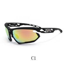Sportglass Sunglasses Rudy Project Fotontk Crystal Graphite ImpactX New
