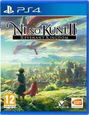 Ni No Kuni II 2 PS4 NEW SEALED DISPATCHING TODAY ALL ORDERS BY 2 P.M.