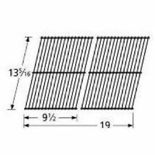 """Charbroil & Charmglow Grills Porcelain Steel Wire Cooking Grid 19"""" x 13.3"""" 50263"""