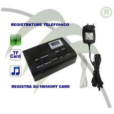 REGISTRATORE TELEFONICO DIGITALE