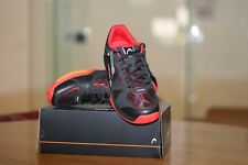 HEAD INDOOR SHOES REVOLT RACQUETBALL COURT SHOES Black / Red MENS US 8