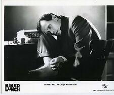 Peter Weller plays William lee NAKED LUNCH festin nu David Cronenberg Burroughs