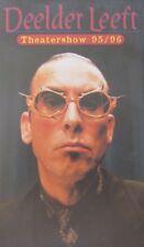 DEELDER LEEFT - THEATERSHOW 95/96 - VHS