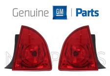 For Chevrolet Malibu 08-12 Pair Set of 2 Tail Lights Lamp Housing Assembly OES