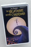 The Nightmare Before Christmas Disney VHS Case Classic Movie Mystery Box Pin NBC