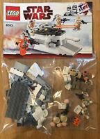 Lego Star Wars 8083 passt zu 75100 75014 8089 75098 7666 75049 Snowspeeder