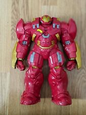 "13"" large IRON MAN HULKBUSTER ACTION FIGURE sounds MARVEL age ultron HASBRO"