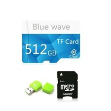 New 512GB Class 10 Micro SD TF Flash Memory Card for Camera Mobile Phone
