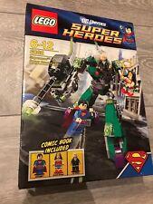 LEGO 6862 -  SUPERMAN V POWER ARMOUR LEX - Brand New Sealed