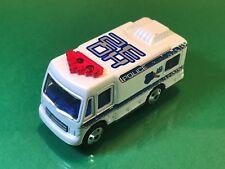 Matchbox 1/64 Diecast Police Truck Camper RV in Mint Condition BX23