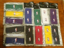 Nike Elite NBA Dri-Fit Head Wrist Sweat Bands Red Blue Purple Yellow Black White