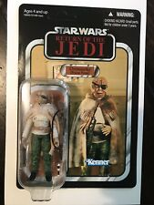 STAR WARS VINTAGE COLLECTION: PRUNE FACE Return Of The Jedi VC114 MOC