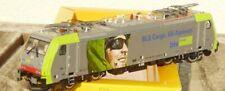 Brawa 43996 H0 Elektrolokomotive TRAXX BR 186 Alpinist BLS Epoche 6 mit DSS,NEU