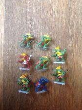 Warhammer Classic Lizardmen Skinks Skink Archers Bows (a) Bits Box Plastic