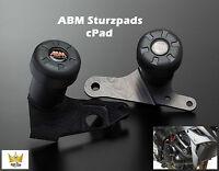 ABM Sturzpads cPad 1 Paar KAWASAKI ZX-6 R ABS  600ccm  Typ: ZX636E  Bj. 13-