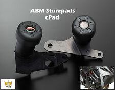ABM Sturzpads cPad 1 Paar KAWASAKI ZRX / ZXR / ZZR 400  ZR400L  ZX400L  ZR400K/N