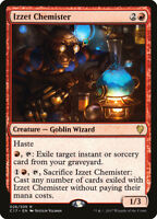 MTG Magic - (R) Commander 2017 - Izzet Chemister - NM/M