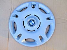"(1) Genuine BMW 15"" Hubcap Center Wheel Cover 36.13-1 094 158  (PA6-Mx.GF30)"