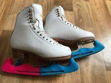 New listing Jackson Elle Girls Figure Skates 4C John Wilson blade 8.75