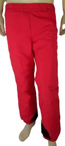 Columbia Sportswear Men Red Ski Snow Pants Size Small