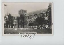 1937 Senior Service Sights of Britain Third Series #46 Winchester Cathedral 1x2
