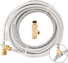 Pex Ice Maker Installation Kit 25 Feet Of Tubing For Appliance Water Lines