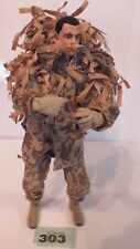 HM Armed Forces British Sniper Soldier Action Figure  LOT G303