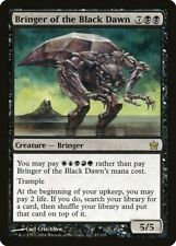Bringer of the Black Dawn Fifth Dawn HEAVILY PLD Black Rare MAGIC CARD ABUGames