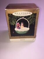 Hallmark Keepsake Ornament Barney 1994 MAGIC- Light and Motion!