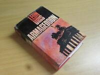 Acceptable - Armageddon. In German. Leon Uris 1965 Neue Schweizer Bibliothek