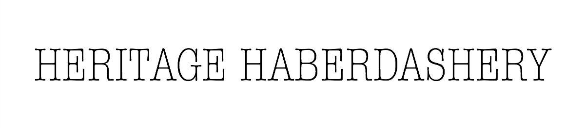 Heritage Haberdashery