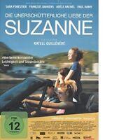 SARA FORESTIER - DIE UNERSCHÜTTERLICHE LIEBE DER SUZANNE  DVD NEU