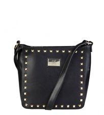 6f9713122e Womens Handbag Crossbody Shoulder Bag Versace V 1969 Yqf-044-4 Black Eco  Leather
