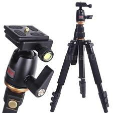 Beike Adjustable BK-555 Pro Alloy Tripod With Ball Head for DSLR Camera Portable