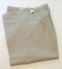 Mens Dockers Tan Easy Khaki Cotton/Poly Slacks/Pants, 34x34, NWT
