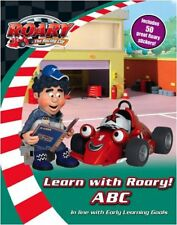 Roary the Racing Car - Learn with Roary! ABC,Karina Law