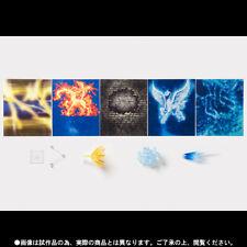 Saint Seiya Myth Cloth EX Effect Parts Set (Pegasus & Sagittarius) Bandai