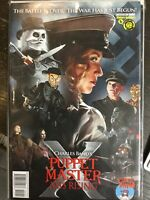 Charles Band's Puppet Master #1 Mile High Comics Exclusive Movie Poster 2015 LE